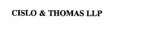 CISLO & THOMAS LLP