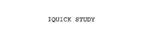IQUICK STUDY