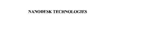 NANODESK TECHNOLOGIES