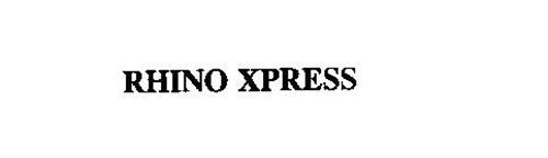 RHINO XPRESS