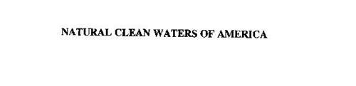 NATURAL CLEAN WATERS OF AMERICA