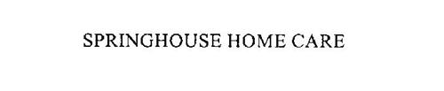 SPRINGHOUSE HOME CARE