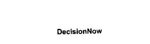 DECISIONNOW