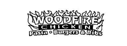 WOODFIRE CHICKEN PASTA BURGERS & RIBS