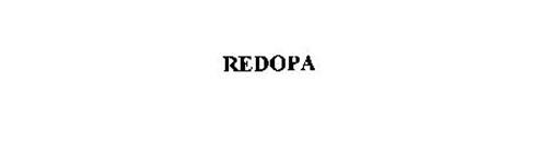 REDOPA Trademark of Bertek Pharmaceuticals Inc  Serial