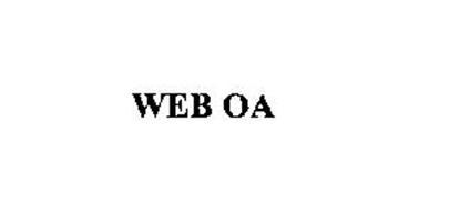WEB OA