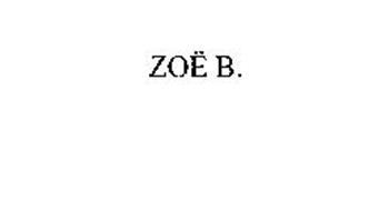 ZOE B.