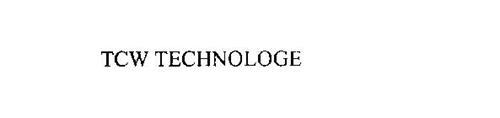 TCW TECHNOLOGE