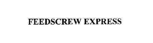 FEEDSCREW EXPRESS