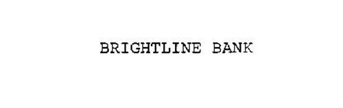 BRIGHTLINE BANK