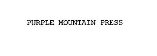 PURPLE MOUNTAIN PRESS