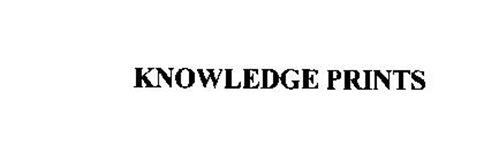 KNOWLEDGE PRINTS