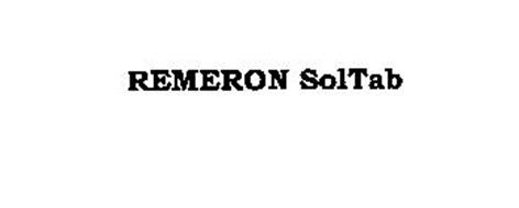 REMERON SOLTAB