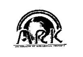 ARK ARK REGISTRY OF INTELLECTUAL PRPOERTY