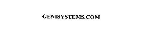 GENISYSTEMS.COM