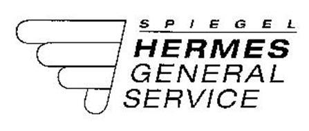 S P I E G E L HERMES GENERAL SERVICE