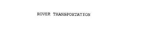 ROVER TRANSPORTATION