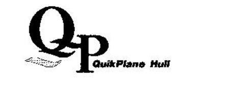 QP QUIK PLANE HULL