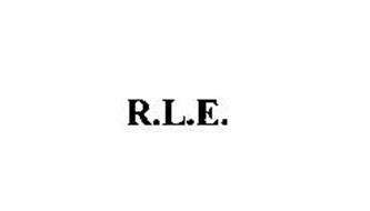 R.L.E.