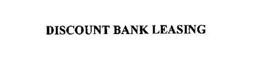 DISCOUNT BANK LEASING