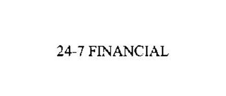 24-7 FINANCIAL