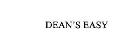 DEAN'S EASY
