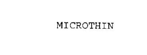 MICROTHIN