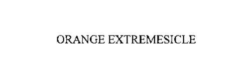 ORANGE EXTREMESICLE