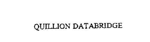 QUILLION DATABRIDGE