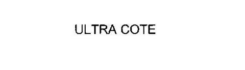 ULTRA COTE
