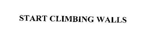 START CLIMBING WALLS