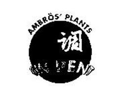 AMBROS' PLANTS GIN PENT