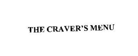THE CRAVER'S MENU