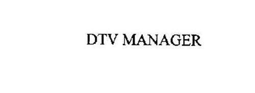 DTV MANAGER