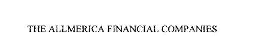 THE ALLMERICA FINANCIAL COMPANIES