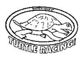 TURTLE RACING PRODS