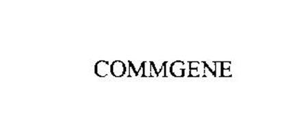 COMMGENE