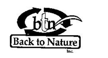 BTN BACK TO NATURE INC.