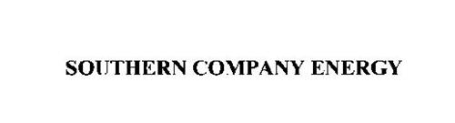 SOUTHERN COMPANY ENERGY