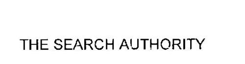 THE SEARCH AUTHORITY