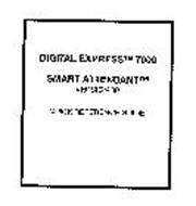 DIGITAL EXPRESS 7000 SMART ATTENDANT VERSION 30 QUICK REFERENCE GUIDE