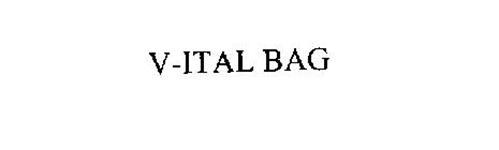 V-ITAL BAG