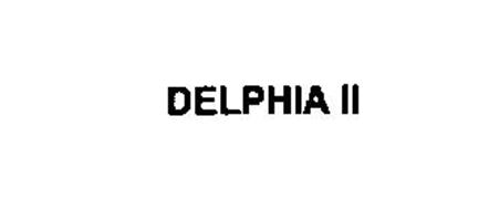 DELPHIA II