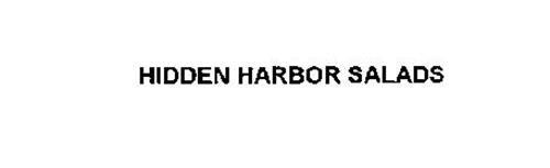HIDDEN HARBOR SALADS