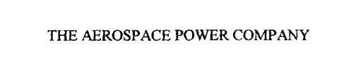 THE AEROSPACE POWER COMPANY