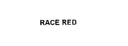 RACE RED