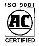 ISO 9001 CERTIFIED AC