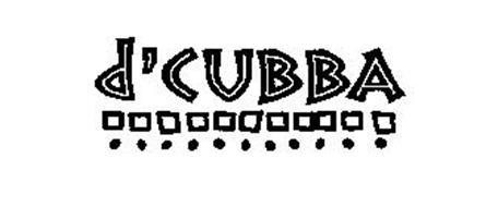 D'CUBBA