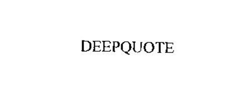 DEEPQUOTE