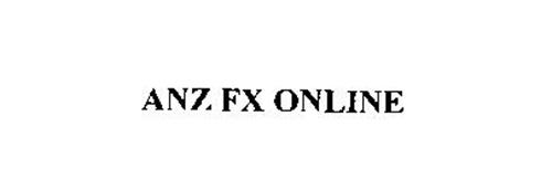 ANZ FX ONLINE